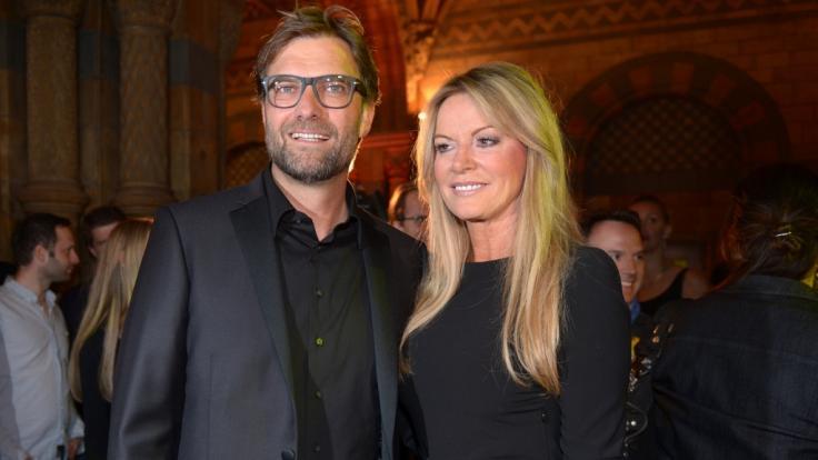 Jürgen Klopp mit Ehefrau Ulla.