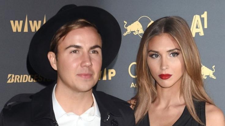 Model Ann-Kathrin Brömmel und Fußballer Mario Götze sind verlobt. (Foto)