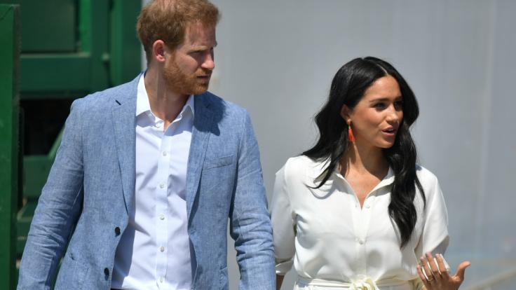 Müssen Prinz Harry und Meghan Markle den Zorn von Queen Elizabeth II. fürchten?