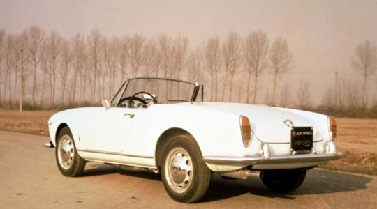 Die besten Bilder zu 50 Jahre Alfa Romeo Giulia: Happy Birthday, Giulia! (Foto)
