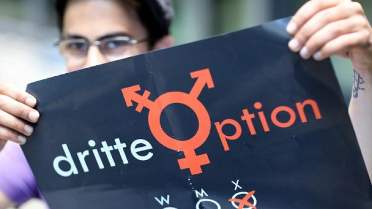 Ab 2018 wird es in Deutschland offiziell drei Geschlechter geben. (Foto)