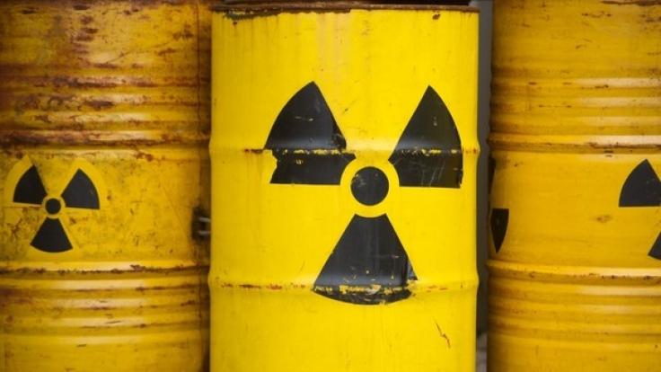 Radioaktivität deutschland