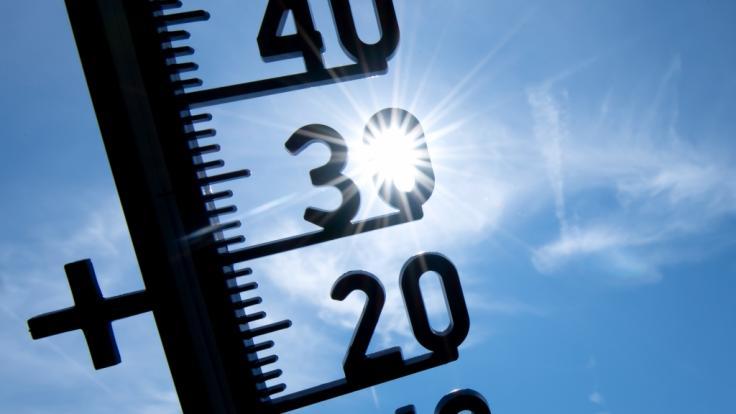 Laut Meteorologen sollen die Temperaturen wieder steigen. (Foto)