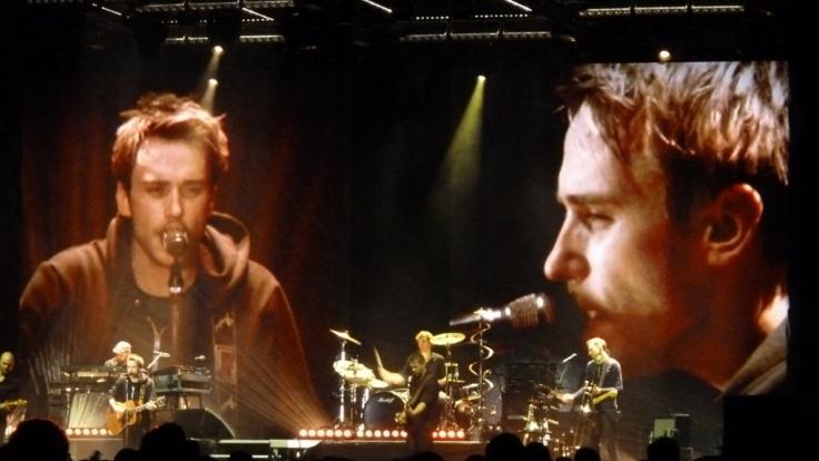 Clueso live in der Arena Leipzig