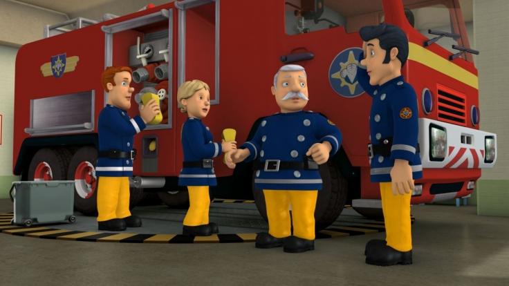 Feuerwehrmann Sam Stream