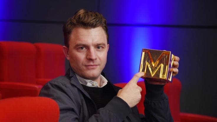 """Friedrich Mücke wurde gerade bei der Verleihung des Deutschen Regiepreises """"Metropolis"""" in der Kategorie """"Bester Schauspieler"""" ausgezeichnet. (Foto)"""