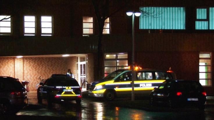 Zum Glück wurde bei der Geiselnahme in Nordrhein-Westfalen niemand verletzt. (Foto)