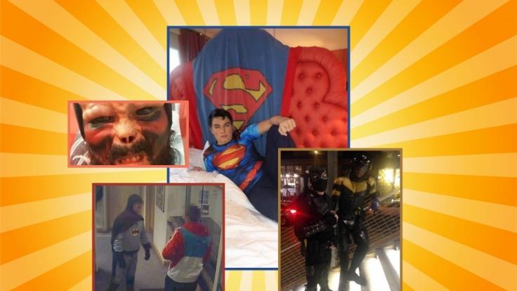 Rund um den Globus hält die Faszination um den Superhelden-Mythos immer noch an. (Foto)