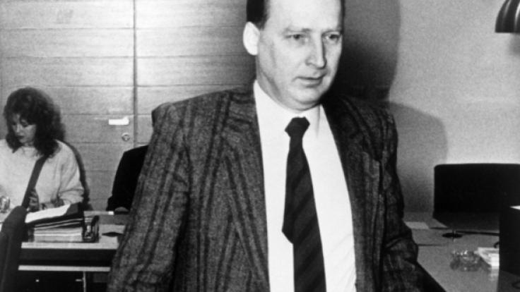 Alexander Gauland am 15. November 1988 im hessischen Landtag.