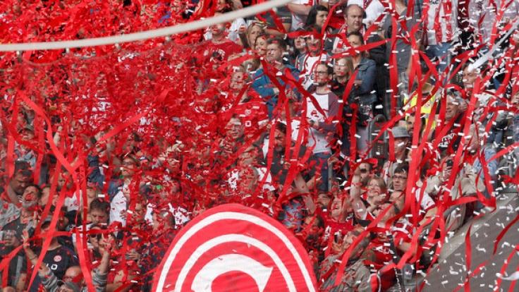 Heimspiel Fortuna Düsseldorf: Die aktuellen Spielergebnisse der 1. Fußball-Bundesliga bei news.de. (Foto)