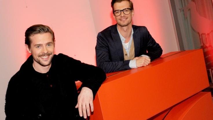 """Klaas Heufer-Umlauf und Joko Winterscheidt gehen mit ihrer neuen Show """"Joko und Klaas gegen ProSieben"""" an den Start. (Foto)"""