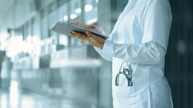 Beim Stevens-Johnson-Syndrom können Ärzte nur bedingt helfen. (Foto)