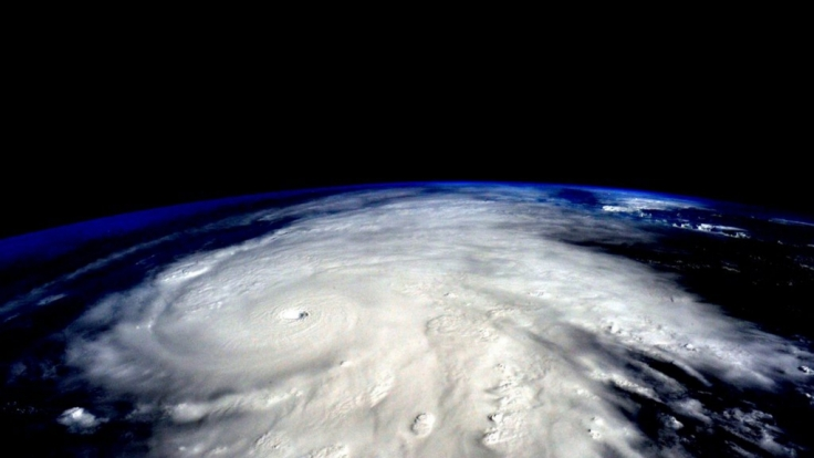 Hurrikan Gert soll am Sonntag auf Großbritannien treffen (Symbolbild).