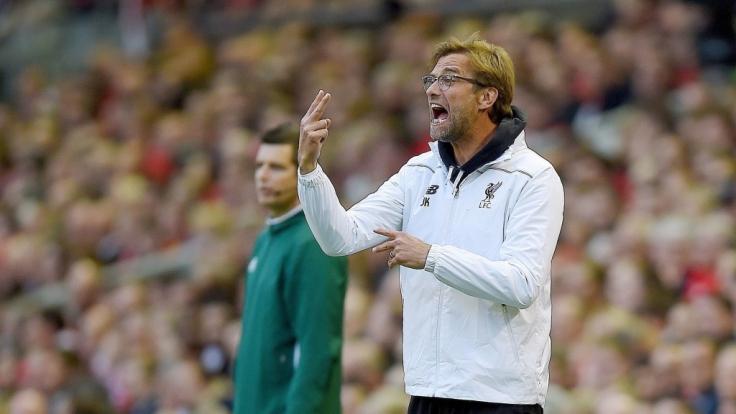 Der FC Liverpool unter Trainer Jürgen Klopp traf im Europa League Finale 2016 auf den FC Sevilla.
