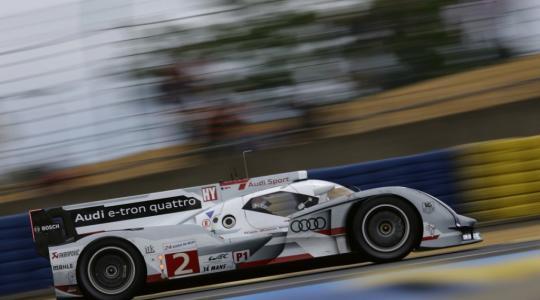 Die besten Bilder zu Le Mans 2012: Vollgas-Entwicklung (Foto)