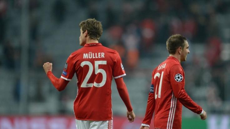 Der FC Bayern will gegen den HSV ins Pokal-Halbfinale einziehen.