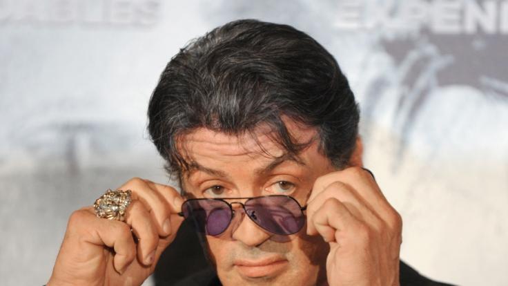 Sylvester Stallone feierte 2016 seinen 70. Geburtstag.