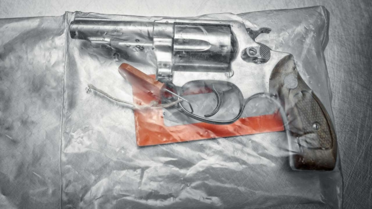 Crime im TV (Symbolbild).
