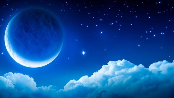Auch in Coronavirus-Zeiten dient der Mond als Ratgeber. Von DIESEN Dingen rät er nun ab! (Foto)