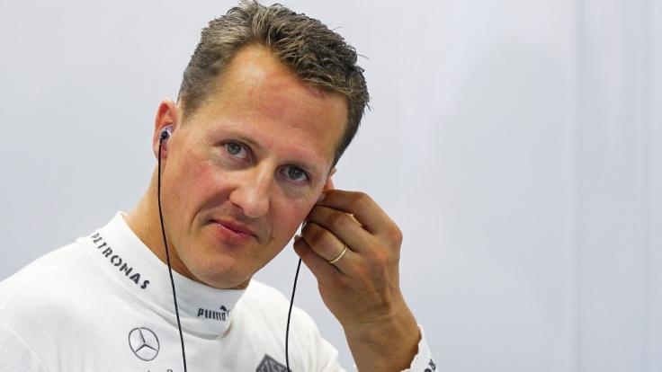 Michael Schumacher gab kurz vor seinem Skiunfall Ende 2013 ein bewegendes Interview.