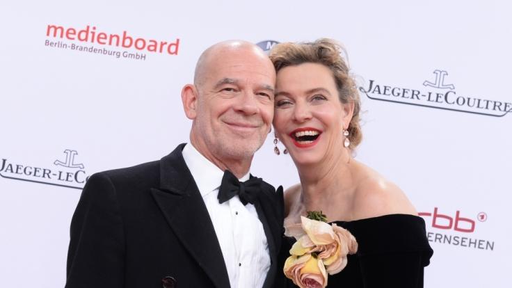 Nach 25 gemeinsamen Jahren gehen Schauspielerin Margarita Broich und ihr Partner Martin Wuttke getrennte Wege.