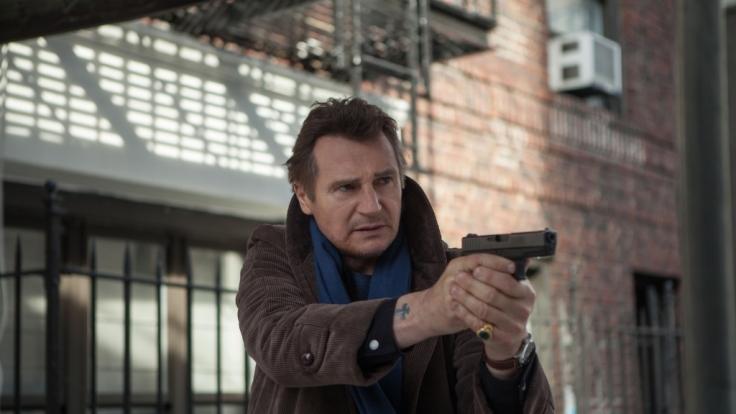 Scudder (Liam Neeson) kann sich nie sicher sein, wem er trauen kann. (Foto)