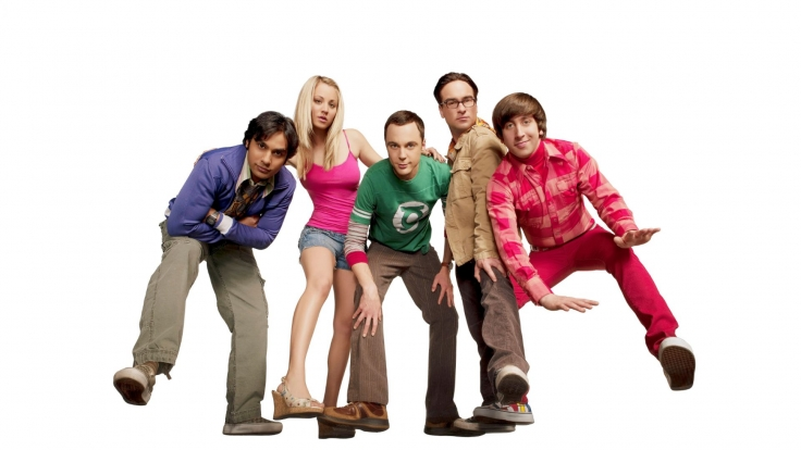 The Big Bang Theory bei ProSieben
