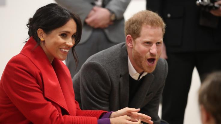 """Meghan Markle hat den Ruf weg, """"schwierig"""" zu sein - ein Schicksal, das auf Prinz Harry abfärbt? (Foto)"""
