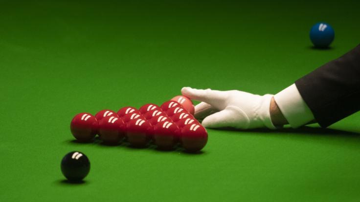 Alle Snooker Weltmeister