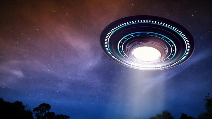 Ein Alien-Enthusiast entdeckte auf Google Maps ein mutmaßliches UFO. (Foto)