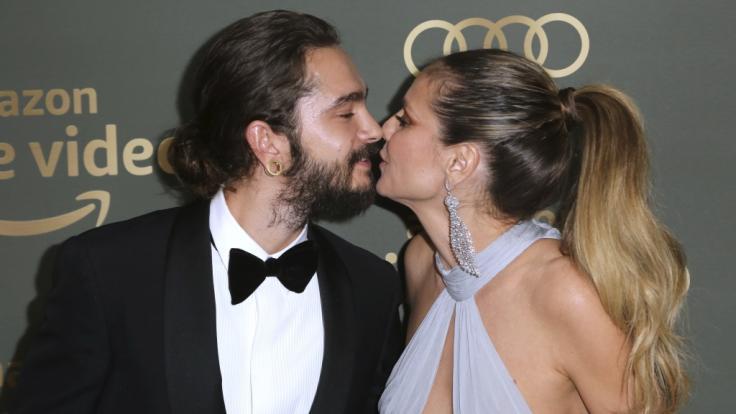 Tom Kaulitz und Heidi Klum sind schwer verliebt.