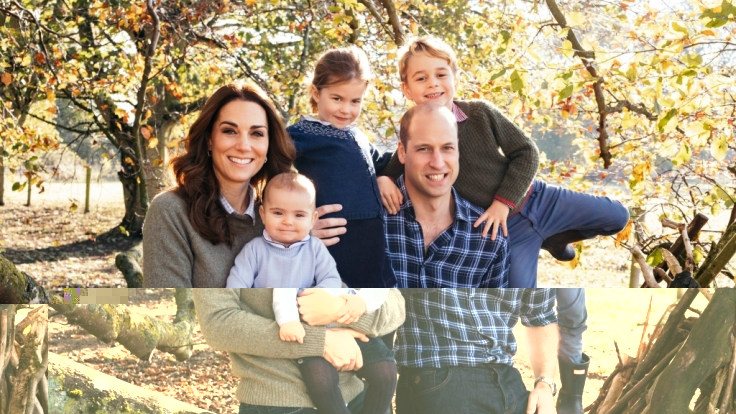 Kate Middleton und ihre Familie. (Foto)