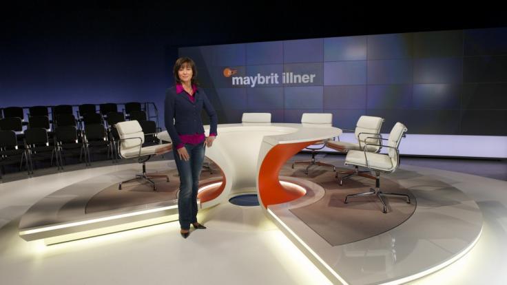 """Maybrit Illner widmet sich in ihrer Sendung am 9. September 2021 dem Thema """"Wahlkampf in Corona-Zeiten"""". (Foto)"""
