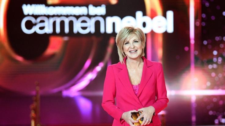 Willkommen bei Carmen Nebel bei ZDF (Foto)