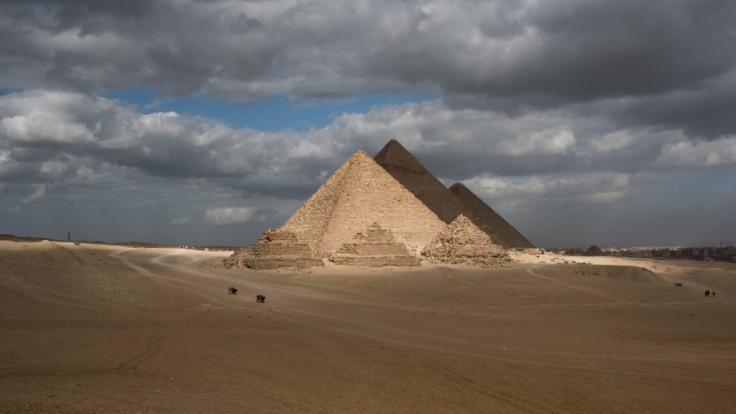 In Ägypten sind zwei Deutsche spurlos verschwunden. (Symbolbild)