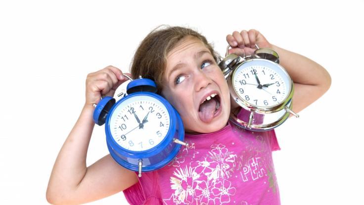 Ende März werden die Uhren wieder umgestellt. (Foto)