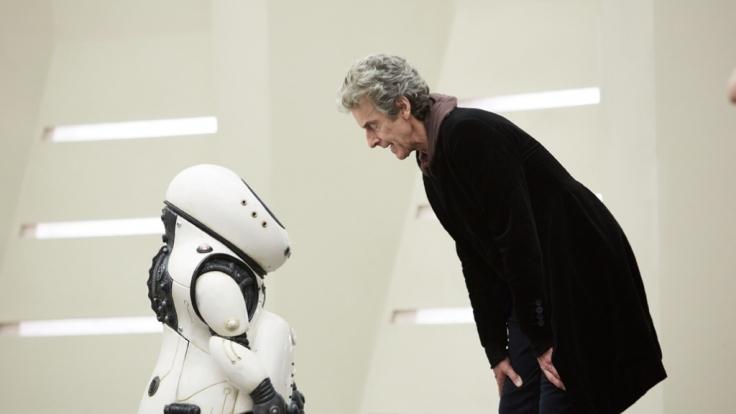 In der neuesten Episode entdeckt der Doctor ein düsteres Geheimnis. (Foto)