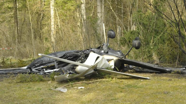 In Brasilien sind sechs Menschen bei einem Flugzeugabsturz gestorben. (Symbolfoto) (Foto)