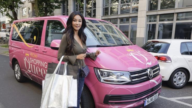 """Verona Pooth versext die Vox-Show """"Promi Shopping Queen"""". (Foto)"""