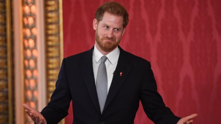 """Ob Prinz Harry und Meghan Markle um die weitere Bedeutung des Wortes """"Pula"""" wussten? (Foto)"""