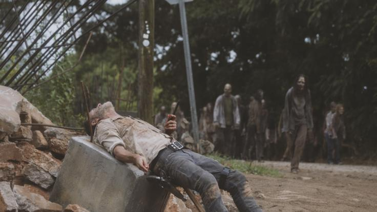 Rick Grimes wird sterben. (Foto)