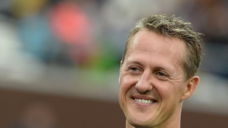Wie es Michael Schumacher aktuell gesundheitlich geht, ist bislang noch immer nicht bekannt. (Foto)