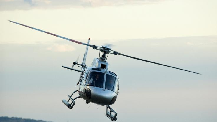 Ein Hubschrauber ist über den Jungferninseln abgestürzt. (Foto)