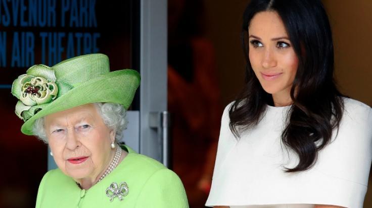Queen Elizabeth II. sauer: Verpulvert Meghan Markle zu viel Geld? (Foto)