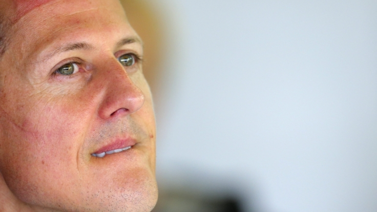 Das Bangen um Michael Schumacher geht weiter. (Foto)