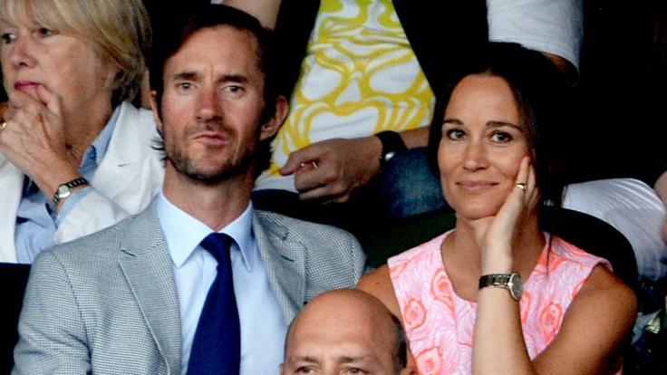 James Matthews und Pippa Middleton haben offenbar den Namen ihres Babys verraten.