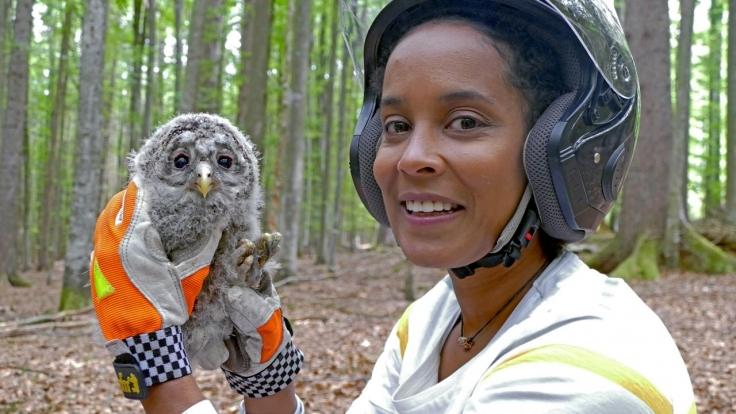 Pia und die wilden Tiere bei KiKA (Foto)