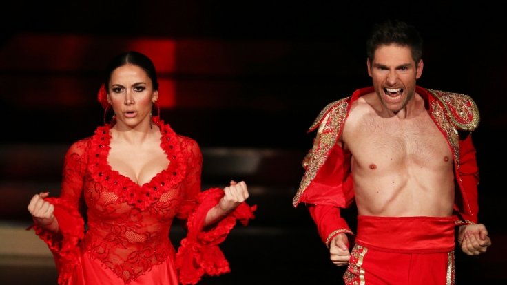"""Enissa Amani und Christian Polanc gaben bei """"Let's Dance"""" eine gute Figur ab. (Foto)"""