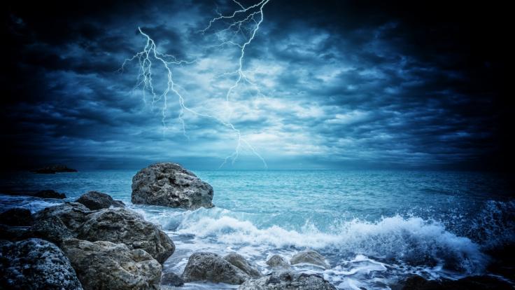 In Griechenland haben Unwetter und ein Seebeben für Chaos gesorgt.