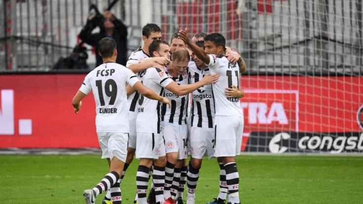 Heimspiel FC St. Pauli: Die aktuellen Spielergebnisse der 2. Fußball-Bundesliga bei news.de. (Foto)